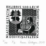 89_poland-anna-wielgos-exlibris-100-years-since-wojciech-ketrzynskis-death-ketrzyn-town-x3